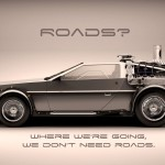 DeLorean Roads