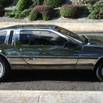 Mirror Finish DeLorean