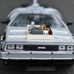 DeLorean DMC-12 back to the Future Part 3