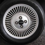 DeLorean Wheel