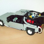 Lego DeLorean