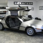 DeLorean Showroom