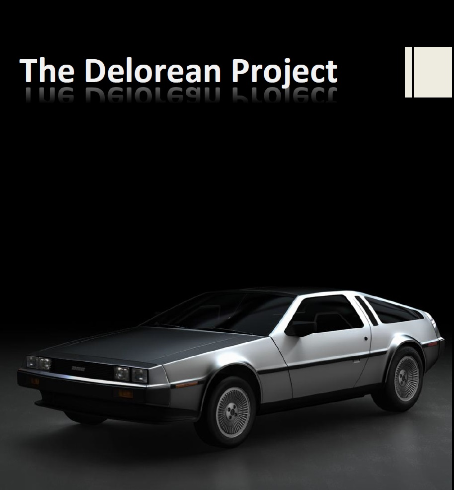 delorean project