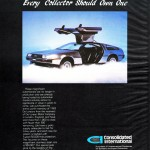 Consolidated International De Lorean