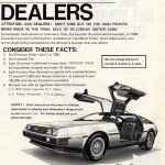Consolidated International Dealer Ad